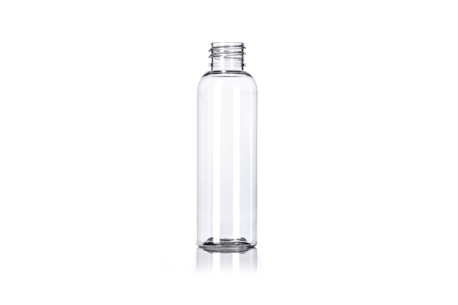 Clear Imperial (Cosmo) PET Bottle – 2 oz