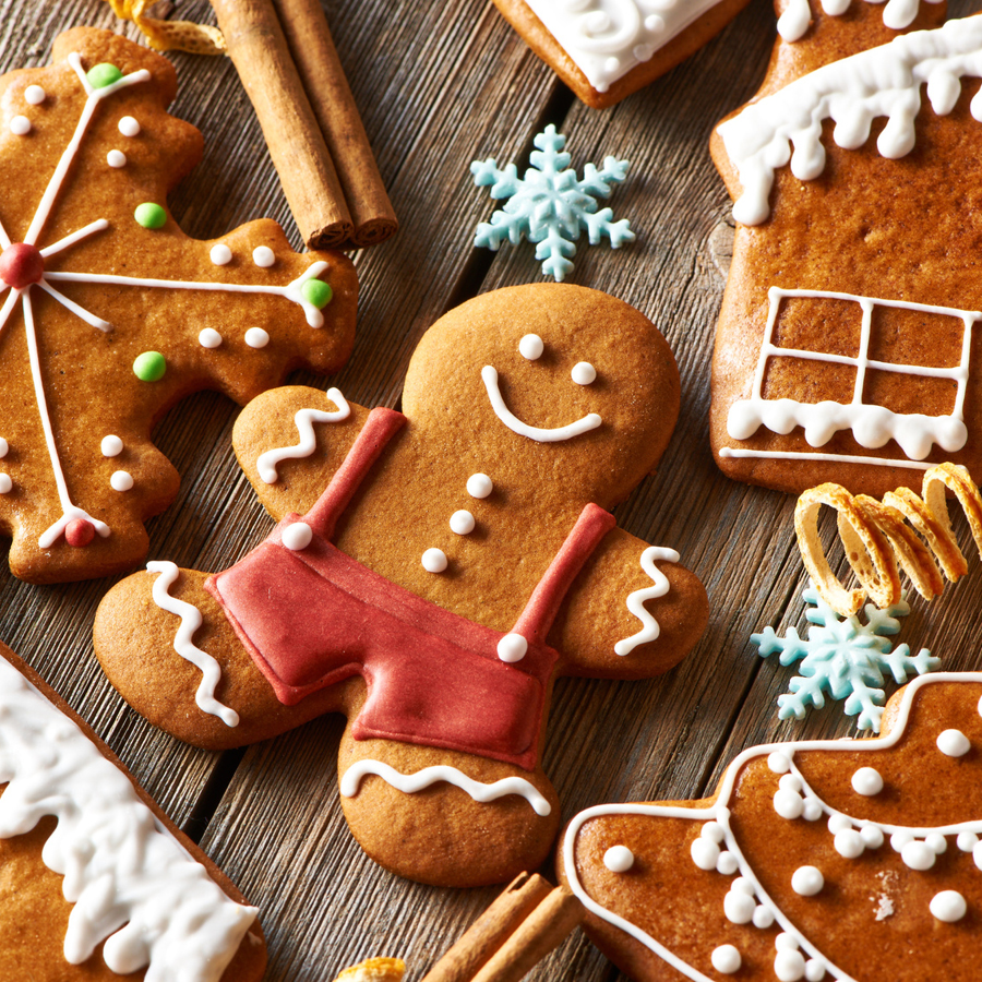 Gingerbread FO