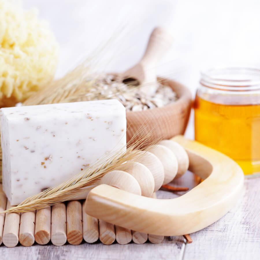 Oatmeal & Honey Fragrance Oil