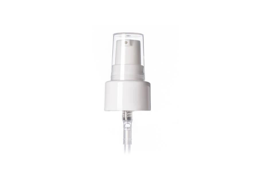White Treatment Pump 24-410
