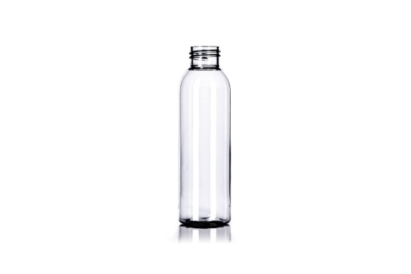Clear Imperial (Cosmo) PET Bottle – 4 oz