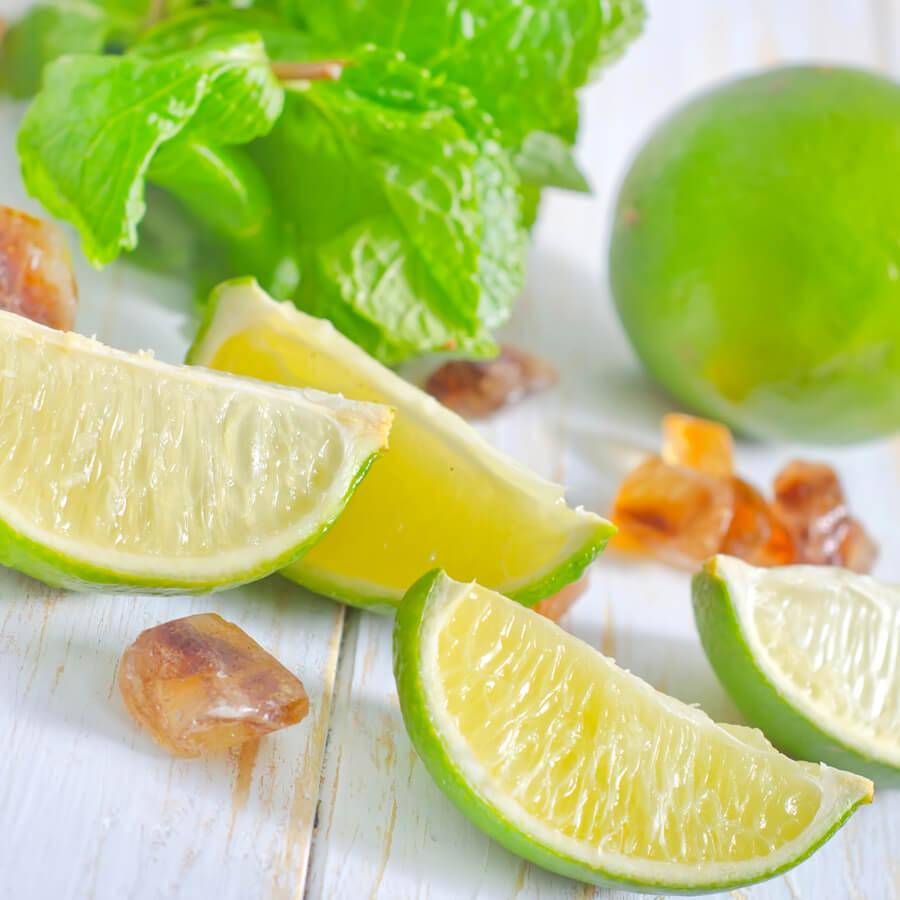 Lime & Sugarcane Fragrance Oil