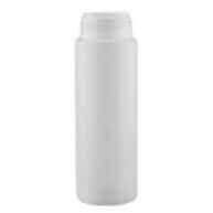 Natural HDPE Cylinder Bottle