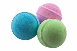 Bath Bomb Colours