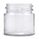 Clear PET Single Walled Jars