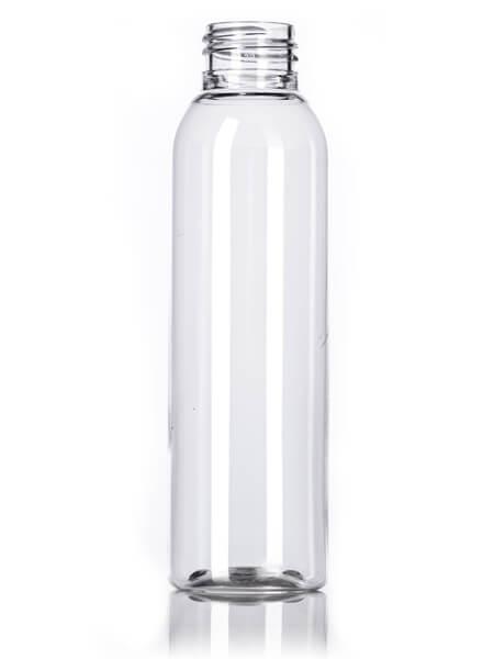 Clear Imperial PET Bottle – 4 oz / 118 ml – 24-410