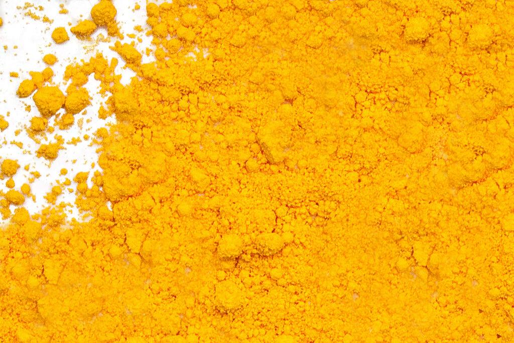 Bath Bomb Lake Colour – Yellow *