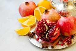 Citrus Pomegranate Fragrance Oil