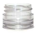 Clear Cosmetic Jar - 1/8 oz