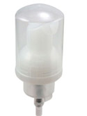 "Foamer Cap - Natural w/ 3.25"" Tube - 30mm"