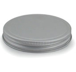 Silver Aluminum Lid 89-400