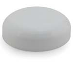 White Dome Lid 53-400