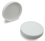 White Ribbed Lid 70-400