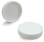 White Smooth Lid 53-400