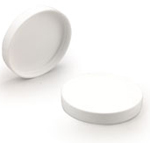 White Smooth Lid 70-400