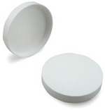 White Smooth Lid 89-400