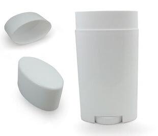 Deodorant Tubes - White - 75gm