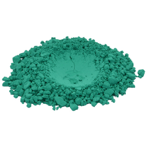 Green Hydrated Chrome Oxide