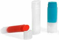 Lip Balm Tubes Oval - Natural