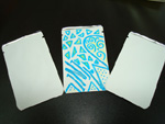"Heat Sealable Write-On Mini Pouch - 2"" x 3"""