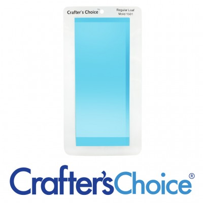 Crafter's Choice Loaf - Regular - Clear Silicone Mold 1501