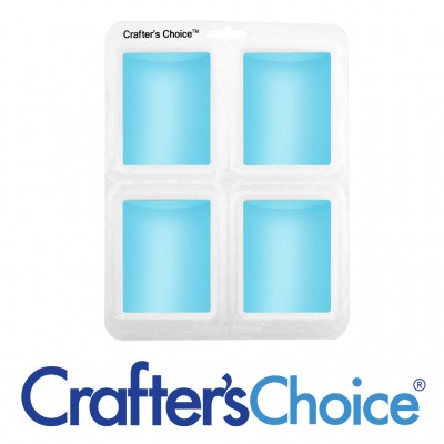 Crafter's Choice - Euro Round Silicone Mold - 1614