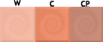 Gel Colourant - Coral