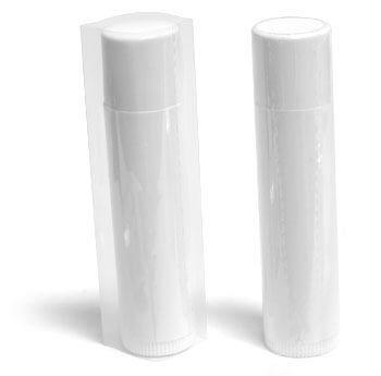 Shrink Bands for Oval Lip Balms - Side Perforation