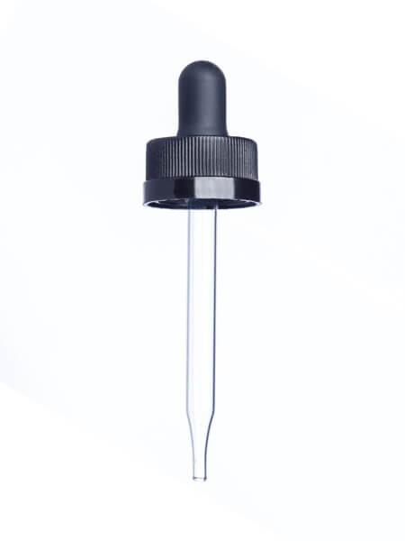 Glass Dropper (Child-Resistant) – 1 oz 20-400