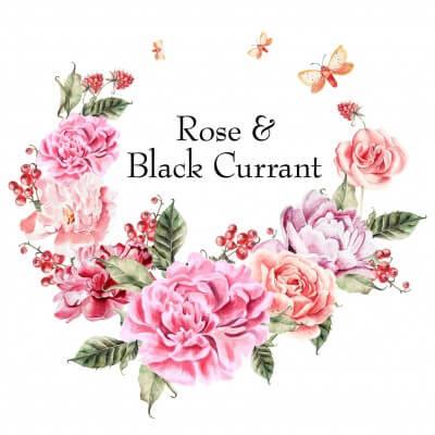 Rose & Black Currant Fragrance Oil