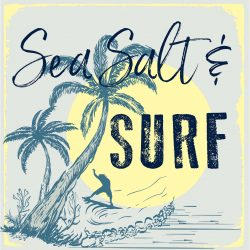Sea Salt & Surf Fragrance Oil
