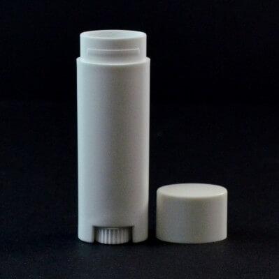 Lip Balm Tubes – Oval – White