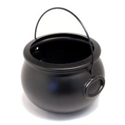 Mini Black Cauldrons