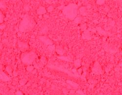 Neon Hot Pink Kisses