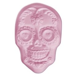 Sugar Skull Soap Mold