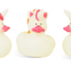 Unicorn Embeddable Duck Toys
