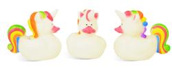 Unicorn Embeddable Duck Toys