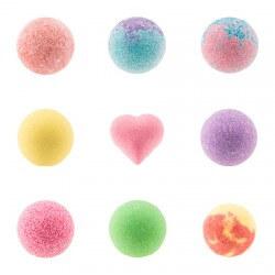 Bath Bomb Colours