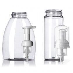 Foamer Bottles & Pumps